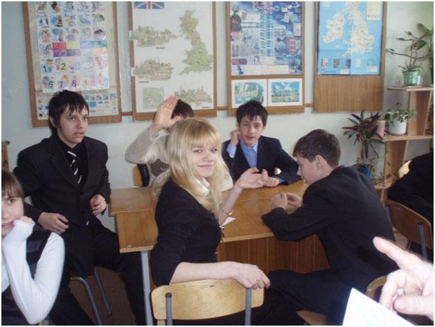 Неделя иностранного языка в школе
